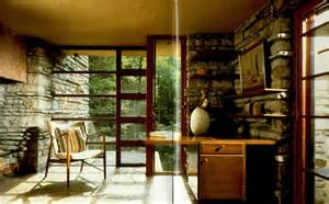 Falling Water Interior by Fallingwater By Frank Lloyd Wright 017 Ideasgn