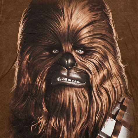 star wars big chewbacca face t shirt tvmoviedepot com