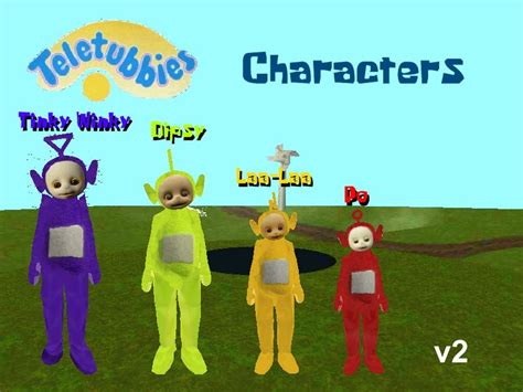 teletubbies names and colors teletubbies names and colors the teletubbies had babies