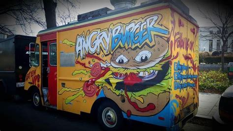 truck dc angry burger dc washington dc food trucks roaming hunger