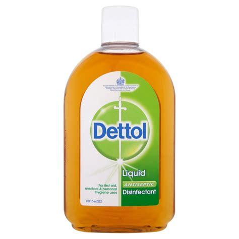 Detol Antiseptik dettol disinfectant liquid mkateb