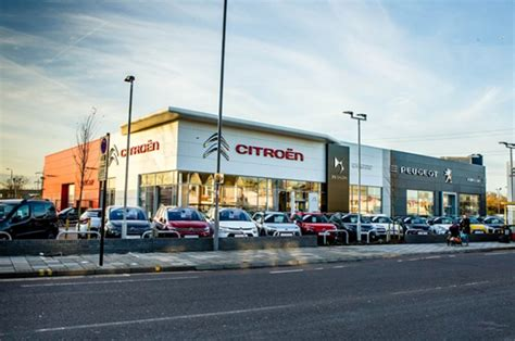 peugeot dealers london new citroen peugeot and ds dealership opens in chingford