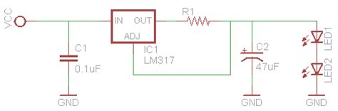 calculate resistor lm317 constant current source load lm317 the paranoid troll