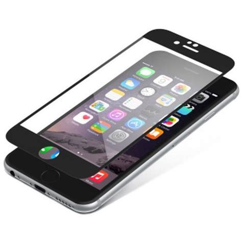 new zagg invisibleshield iphone 6 6s tempered glass luxe