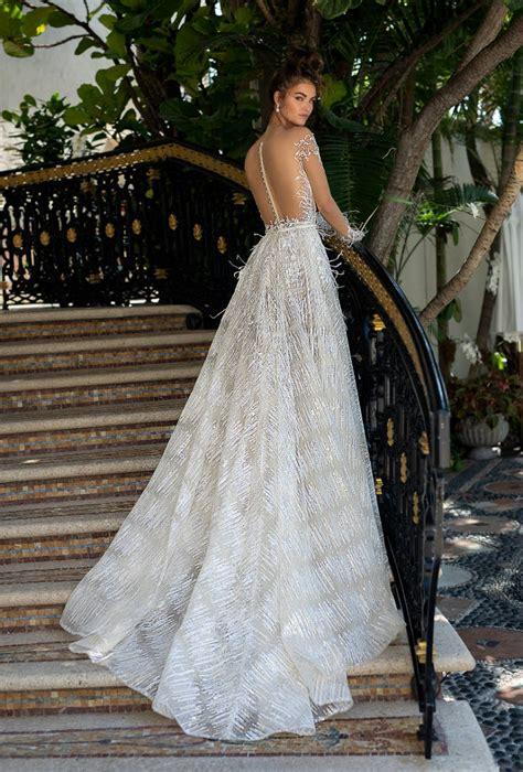 Berta S S  Miami  Ee  Wedding Ee   Dresses Elegantwedding Ca