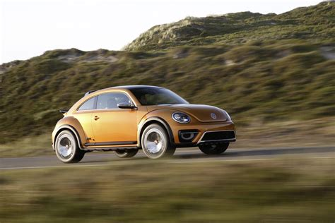 volkswagen buggy 2016 vw beetle dune concept takes to beach to show its
