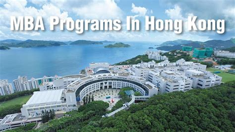 Opportunities After Mba In Aviation by Admissions Guide Top 5 Mba Programs In Hong Kong