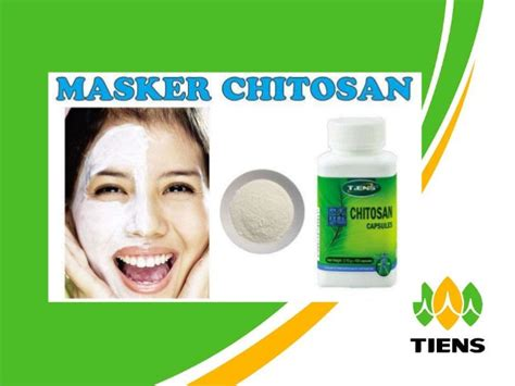 Masker Chitosan masker chitosan