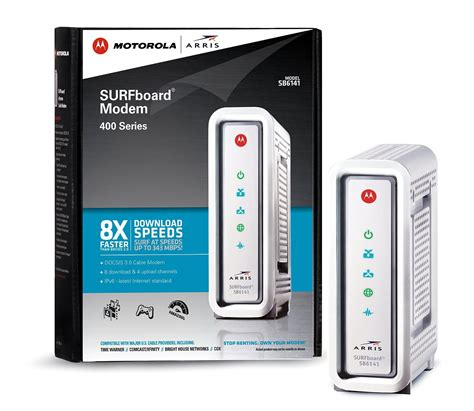 arris surfboard sb6141 lights arris motorola surfboard sb6141 docsis 3 0 cable modem