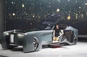 Rolls Royce Future Cars Rolls Royce Concept Car Rolls Royce Unveils Its