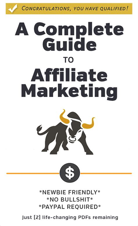 a complete guide to out now a complete guide to affiliate marketing finch sells