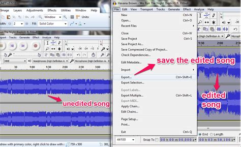 videoscribe tutorial italiano audacity vocal remover plugin