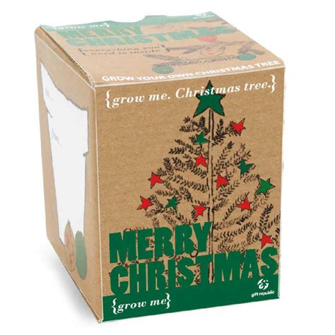 grow me christmas tree buy from prezzybox com
