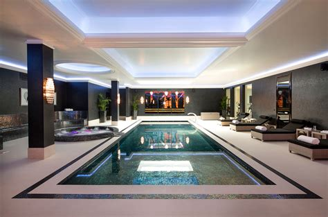 Spa Bathroom Decorating Ideas how to design luxury indoor swimming pools wolff