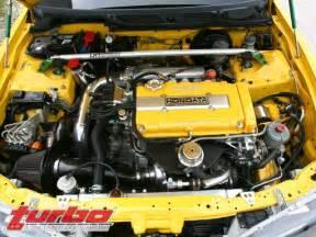 Acura Integra Type R Engine 2001 Acura Integra Type R Engine Photo 2