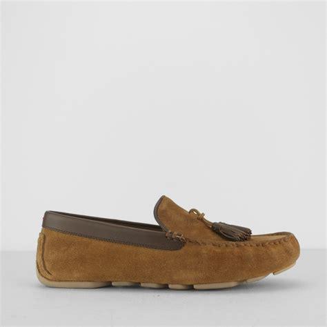 ugg loafer slippers ugg marris mens classic suede loafer slippers chestnut