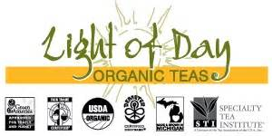 Light Of Day Tea by Learn About Us Light Of Day Organic Teas Michigan S