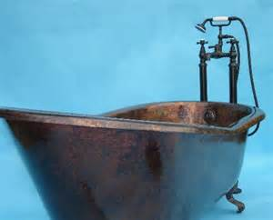 Bathtub Warehouse Lsbw Special Copper Bronze Finish Tub