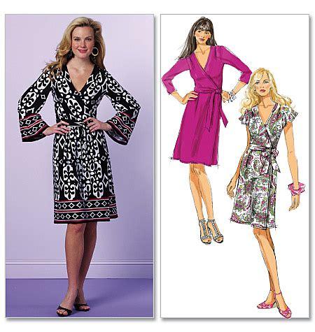 pattern review uk butterick 5454 misses dress