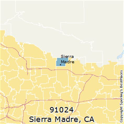 best places to live in madre zip 91024 california
