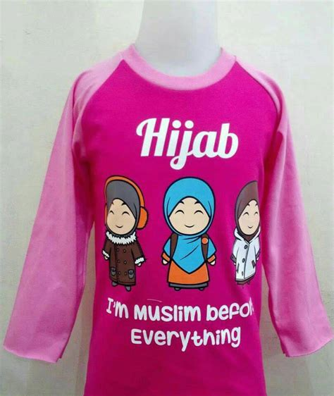 Kaos Anak Muslim Ms 03 jual harga kaos anak muslim pink zero2fifty
