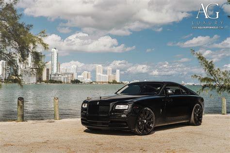 roll royce wraith on rims ag luxury wheels rolls royce wraith