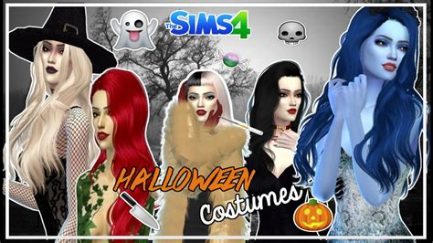 sims 4 halloween costumes the sims 4 halloween costumes poison ivy cruella de