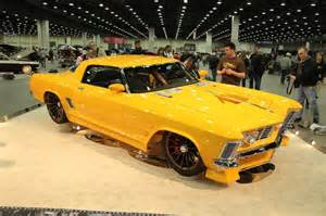Custom 1964 Buick Riviera 1967 Buick Riviera Custom The Need For Speed Or Not