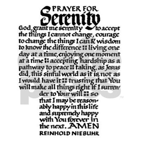 Serenity Prayer Meme - full serenity prayer framed panel print by unityclub memes
