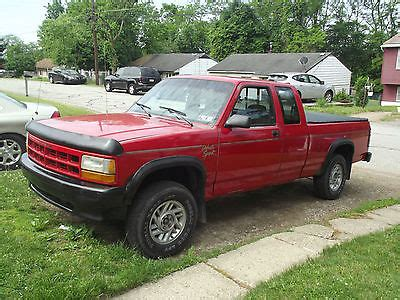 1993 dodge dakota cars for sale