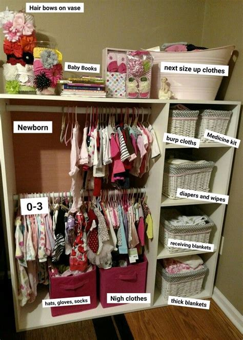 How To Organize A Small Room how to organize new born baby stuff in a one room town