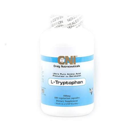 l tryptophan and carbohydrates l tryptophan salerno vitamins