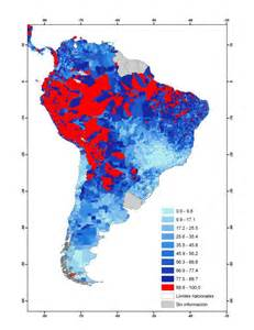 best photos of population density map of brazil brazil