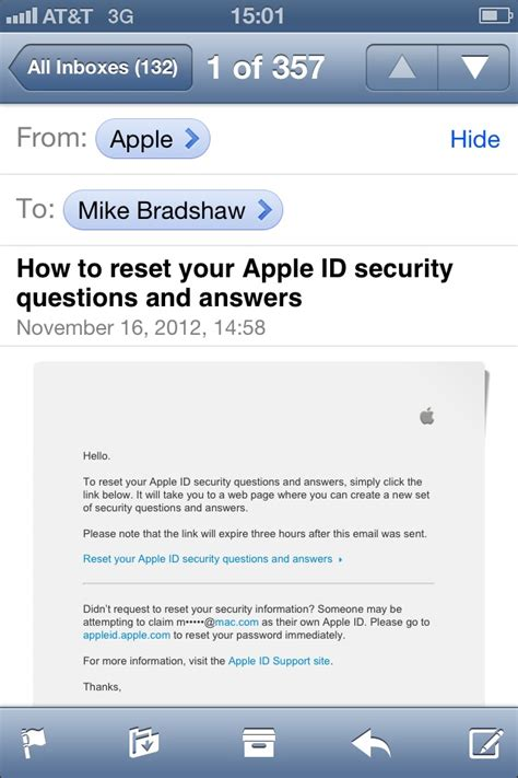 apple reset password password how can i reset the answers of the security