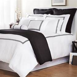 black stripe barrato stitch size 3 duvet