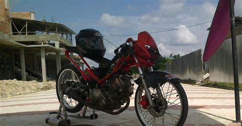 Baut Blok Kiri Kanan Jupiter Mx bikin motor balap jupiter mx blok scorpio riau