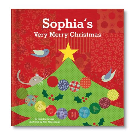 personalized books for children with their picture my merry personalized children s books