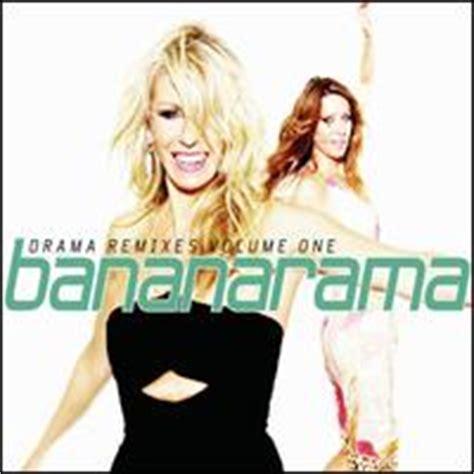 Yomanda Limited bananarama drama the look in your pushed me the edge