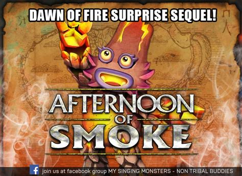 dawn of fire my singing monsters wiki wikia user blog blagobuster dawn of fire the sequel my singing