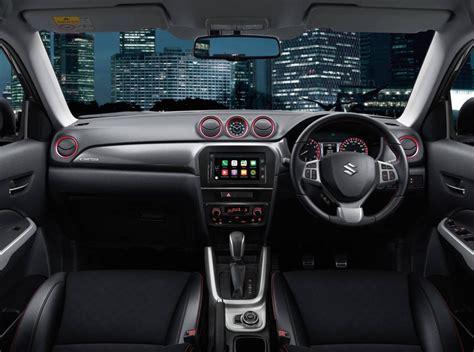 Suzuki Vitara Interior 2016 Cars Autos Post