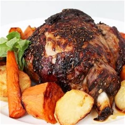 australian dinner recipes cwa australia recipes australian roast with mint