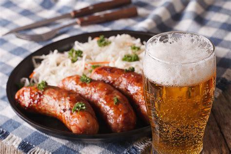 bratwurst sausage recipe rheinische bratwurst