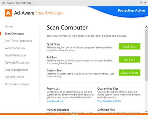 best anti adware software top 10 best free antivirus software of 2016 fossbytes