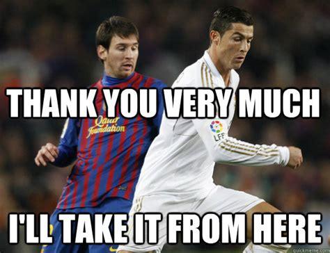 Ronaldo Meme - cristiano ronaldo better than messi quotes