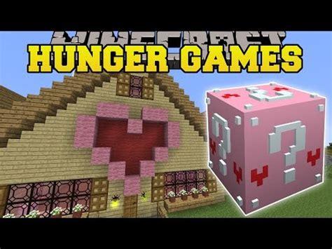 Bedroom Hunger Lucky Block Mod Minecraft Bedroom Hunger Lucky Block Mod Modded