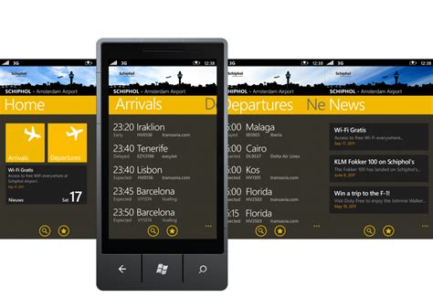 house design windows app m2mobi schiphol app for windows phone 7