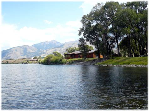 drift boat rental livingston mt river rose charming ranch style cabin on vrbo