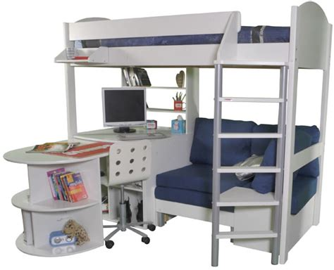 Casa High Sleeper by Stompa Casa High Sleeper Bed Build Your Own The Home And