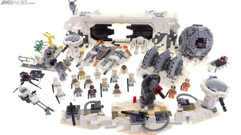 lego wars ucs assault on hoth review 75098