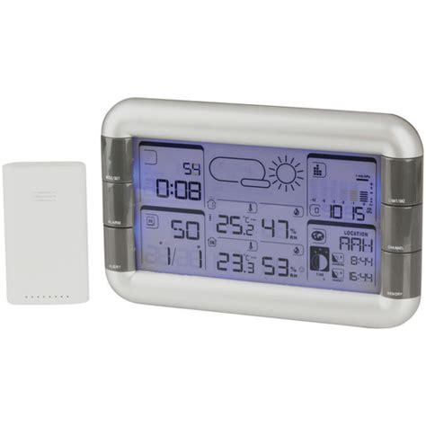 wireless weather station with outdoor sensor jaycar